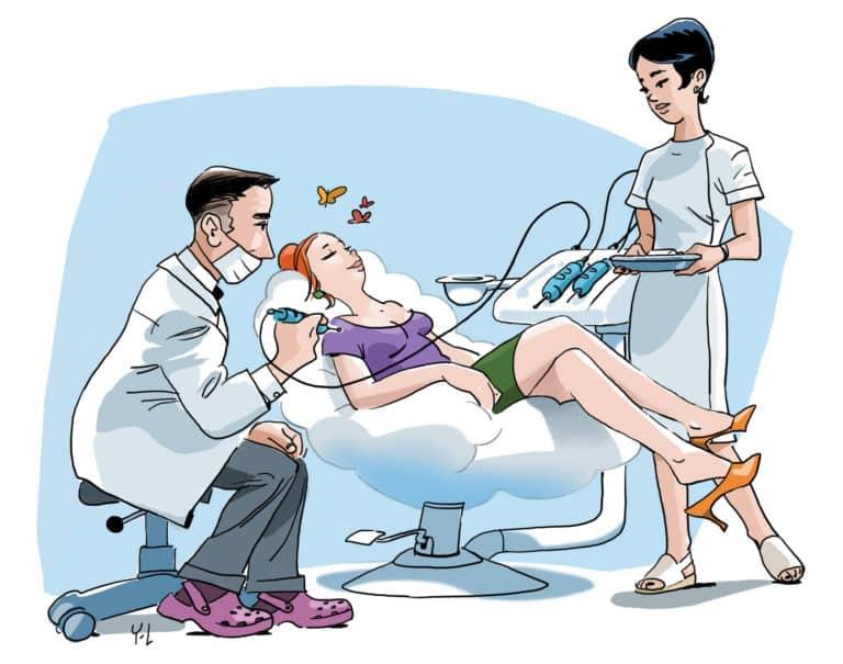 Cabinet dentaire pour enfant du Dr Agachi