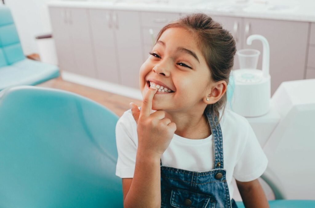 Comment conserver les dents de lait ?