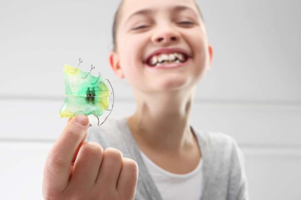 Qu'est-ce que l'orthodontie interceptive ?