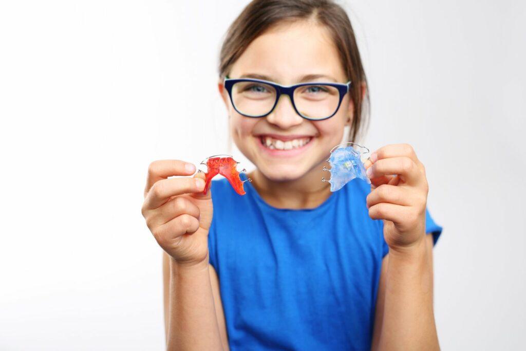 Les traitements d'interception orthodontiques